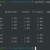 SVMで言語を判定する(Pythonによるスクレイピング&機械学習テクニック)