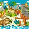 じじぃの「恐竜時代が1億年以上続いたわけ!雑学に強くなる本」