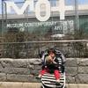 100本のスプーン、東京都現代美術館へ