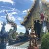 【青いお寺 vs 白いお寺】タイ チェンライ一泊二日の旅