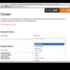 jQueryプラグインChosenの使い方