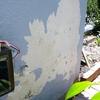 塀の補修 2