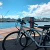 真夏にしまなみ海道40kmサイクリング!広島から愛媛まで自転車漕ぎました。