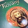 【ボドゲ紹介】トスカーナの城(The Castles of Tuscany)|舞台は15世紀のトスカーナ!ルネサンスの中心地で我が領地を繁栄に導くっす!