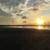 """【台湾の旅18】台中~""""台湾のウユニ塩湖""""高美湿地で夕日を満喫~"""