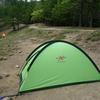 雲取山でテント泊してきました(その4)ブナ坂経由で奥多摩小屋テント場