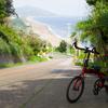 折りたたみ自転車で夏の渥美半島ポタリング