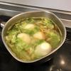 """ゆで卵は""""ついで""""に茹でれば、労力もガスも節約できる"""