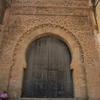 モロッコ 門の形(馬蹄形)