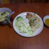幸運な病のレシピ( 1129 )昼 :鶏のから揚げ、イカリング