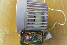 人の動きに同調する1/fゆらぎのつくりかた。USB扇風機を改造してみます(動画あり)