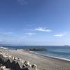 2018/10/26 長浜突堤付近のサーフ 12:00-15:00 ショアジギング フラットフィッシュ