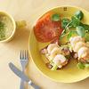 北欧食器|「イッタラ/ティーマ」の食器でオープンサンド