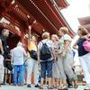 訪日外国客が年々増加!日本観光ブームについて