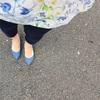 暑い日の通勤服: アナトリエのリバティブラウス