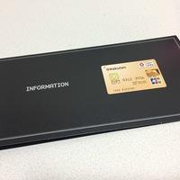 楽天カード会社からゴールドカードへの招待状が届きました。なんと5年間もゴールドカードの年会費が無料になります!