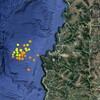 【体感】チリでM7.1地震+頭痛でダウン~今週後半関東近辺で大きめまたは複数の地震か