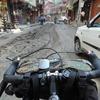 【ネパール】ヒマラヤ自転車ツーリング③ 3日目 バス移動(カトマンズ→ベジサハル)