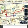 大島〜住吉 & 大手町〜皇居〜日比谷公園