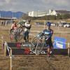 京都市民総合体育大会自転車シクロクロスマスターズ大会のリザルト