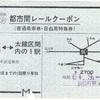 【国内旅行系】 割引切符界の王者 2割引 レール&レンタカーきっぷ