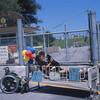 障害者を盾にして反基地運動する基地外www