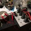 117N7を使った励磁型スピーカー電源の電圧制御機