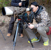 α7Ⅱ+MC-11+EF600mm F4L IS II USMを取付けたら撮影出来た