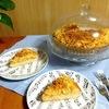 【レシピで読むイタリア語②】友人直伝りんごのクランブル・ケーキ