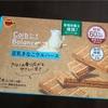【ブルボン】カーボバランス豆乳きなこウェハース!