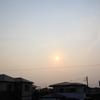8月10日(土)曇り時々晴れ