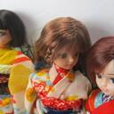 人形の着物屋さん 雅楽