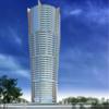 #400 高層階ほど住戸面積増加の新構法 三井住友建設のスラットVタワー