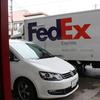 今日はフェッデックスさんのトラック