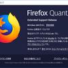 Firefox ESR 60.4.0