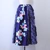 浴衣地のパッチワークゴムスカート Fサイズが出来ました!