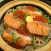 炊き込みご飯が美味しい季節!週末作った「鮭とイクラの土鍋ご飯」がリピ確定の味。