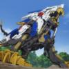 ゾイドワイルドZERO1話「誕生!ビーストライガー!」