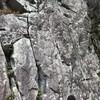 雑穀谷岩トレ(Aフェース・オラッチャロック)
