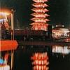 【東大寺七重塔・東塔復元案】ポッチャリとスッキリ どちらが好み?【奈良文化財研究所】