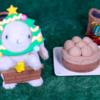 【トップス監修 ミルクチョコケーキ】セブンイレブン 12月19日(木)新発売、コンビニ スイーツ 食べてみた!【感想】
