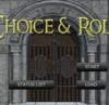 自作ゲーム『Choice&Roll ~冒険者の選択~』、ノベルゲームコレクション&ふりーむ!で公開されました!