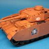 プラッツ 1/35 IV号戦車D型改 H型あんこうチーム仕様