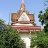 Chak Angrae Leu Pagoda のお寺さん。
