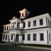 旧伊達郡役所ライトアップ:12月29日(土)から1月3日(木)
