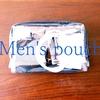 【メンズポーチ】男でもポーチを持つべき3つの理由|バッグの中が汚いと嫌われるぞ!