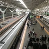 上海浦東空港のJAL指定ラウンジに行ってみた