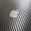 MacBook Pro (13インチ)に「wraplus」のスキンシールを貼ってみた