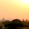 ミャンマー旅行記(8):世界遺産【バガン】入域・日の出撮影スポット