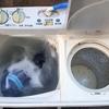二層式洗濯機、最低限の使い方。不便すぎるのにマニアに売れ続ける理由